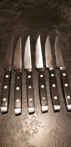 13 piece forged kitchen knife set. Only $80