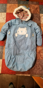 Snow suit for 0-12 months