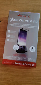 OBO Tempered Glass Screen Protector Samsung Galaxy S9