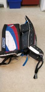 Custom Ballhockey Pads - 33-1