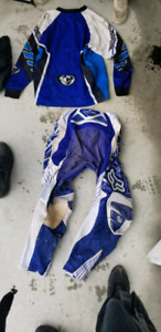Dirtbike Jersey and pants