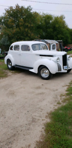 1940 Packard sell or trade make hot rod or just drive it