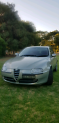 2002 Alfa Romeo Byford Serpentine Area Preview