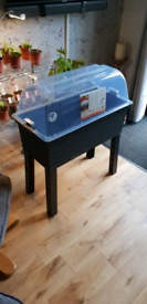 Garden planter table 75x37cm 30% OFF normal price due to slight damage