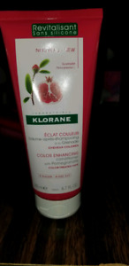 2 Klorane shampoo and CONDITIONER for sale