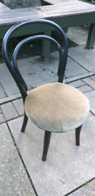 Small Vintage Childs Bentwood Chair.
