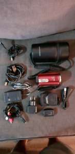 MUST SELL: Sony HDD digital 60× Zoom Video recorder 80 GB incl
