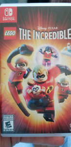 Incredibles Lego for switch