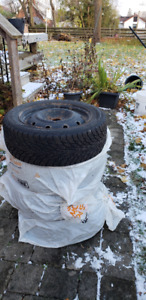 Top Quality Used Winter Tires 205/55R16