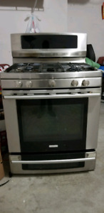 Electrolux Gas Stove