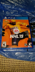 NHL 19 PS4 to trade