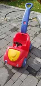 Red Step 2 Push Around Buggy Toddler Push Car