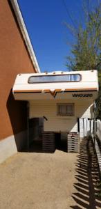 Vanguard truck camper