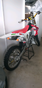 2016 CRF250R Goolwa South Alexandrina Area Preview