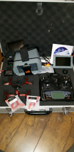 RC Drone FPV Walkera Rodeo 110. Ready to fly