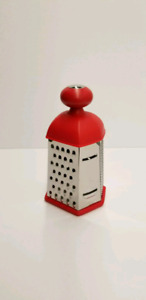 Red Food Grater