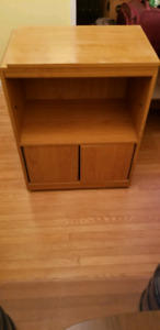 Rolling Cabinet $30