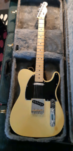 American Made Telecaster and Fender Amp