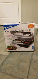 Breville Gourmet Health Grill