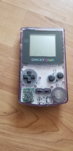 Gameboy Color, Camera, Printer, and 10 Games