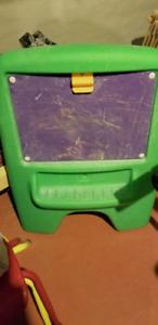 Childs chalk board