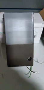 LED Photocontrol Wall Packlight
