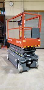 Used SkyJack Scissor Lift 20' ft high