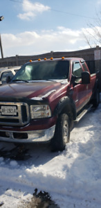 Ford F250 Heavy Duty V8 6.0 L Super Duty Diesel