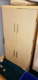 Cool wardrobe computer workstation very rare suit any bedroom/ office