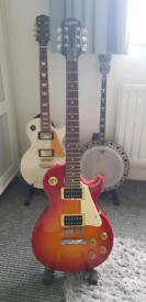 Epiphone Les Paul Cherry Sunburst perfect guitars for learners