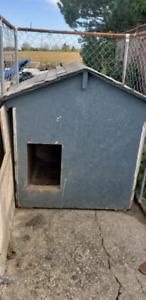 Free dog house - large dog