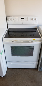 Kenmore Self Cleaning Flat Top Stove w/ Convection Oven