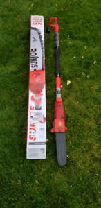 10in Electric Pole Chain Saw