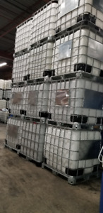 BARRELS AND IBC TOTES FOR SALE