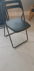 Folding dining chairs***Or make an offer***