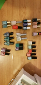 Nail Polish - New and used, (Essie, L'oreal, etc.) all for $5