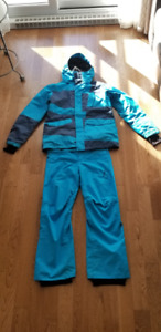 Winter Jacket (XL) and Snow pants (S and XL) for skiing