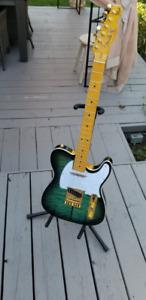 Guitare Fender Télécaster Merle Haggard