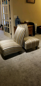 2 New Chairs kelowna