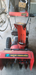 Snow Thrower For SALE!!!!!! $300 OFF