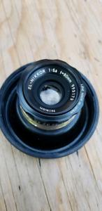 Nikon El-Nikkor 80mm 1:5.6 Enlarging Lens