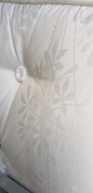 Double silent night pocket sprung mattress
