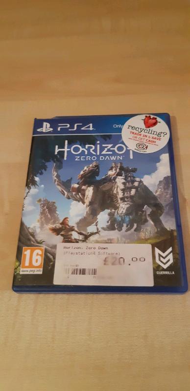 Horizon Zero Dawn PS4   in Torquay, Devon   Gumtree