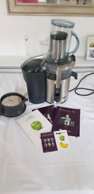 Nutri Juicer Plus Sage by Heston Smothie Health Juicing