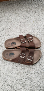Roots size 8 leather