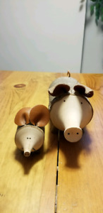 PIGS ☆☆☆   ($25 for pair )