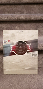Winnipeg Jets Inaugural Game Program Oct 9, 2011