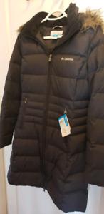 New ladies Columbia snow jacket