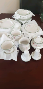 Dinner set  johson & brother Kariong Gosford Area Preview