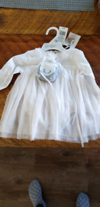 BNWT Jessica Simpson 6-9 mo dress - Easter